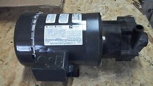 Little Giant Pump Model Te 6 md hc Magnetic Drive Pump New