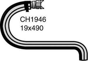 Heater Hose For Ford Falcon 4 0l 6cyl 9 98 02 Ch1946