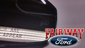 13 Thru 17 Fusion Oem Ford Rh Passenger Side Mirror Glass View No Blind Spot