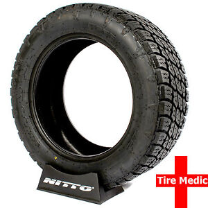 4 New Nitto Terra Grappler G2 A t Tires 265 65 18 P265 65 18 2656518