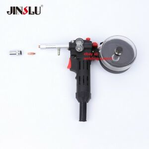 Toothed Mig Spool Gun Aluminum Welder Welding Torch Use Standard Spool No Cable