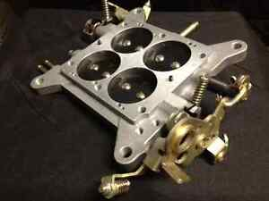 Carb Parts Carburetor Base Plate Aluminum Holley 4150 4150hp