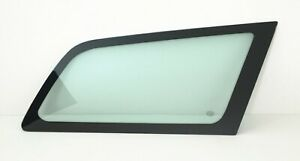 Fit 2000 2007 Ford Focus 4d Wagon Passenger Right Side Rear Quarter Glass Window