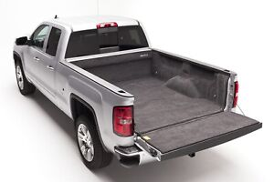 Bedrug Custom Fit Carpeted Truck Bed Liner Fits 99 07 Chevy Silverado 6 6 Bed