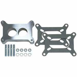 Trans Dapt 2137 Carb Spacer 1 Holley 2bbl Ported Spacer