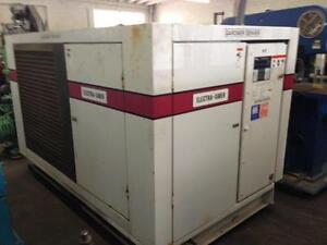 Gardner Denver 150 Hp Rotary Screw Compressor With Dryer