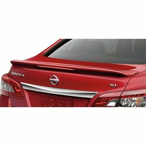 531 Painted Factory Style Spoiler Fits The 2013 2019 Nissan Sentra