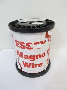 Superior Essex 37 Awg S Soderon 155 Copper Enameled Magnet Wire 13 Lbs