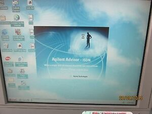 Agilent Advisor For Parts Repair Only