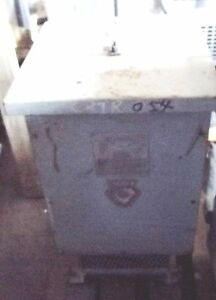 Polygon 5kva 2400 Prim 110 220 Sec 1 Phase Imped 3 60hz Style 5h1 504