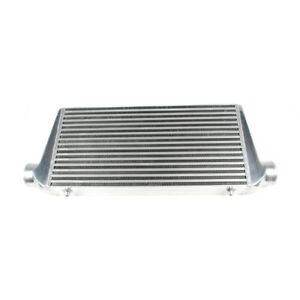 Universal 30x12x3 600hp Spec v Aluminum Turbo Intercooler Fmic 3 Inlet Outle