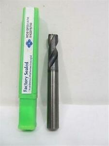 Sumitomo Mds126sv ntk 0 488 Solid Carbide Drill Bit Factory Regrind