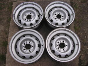 Survivor Lot 4 1971 Mopar 15x7 Rally Rallye Wheels W caps 2 Trim beauty Rings