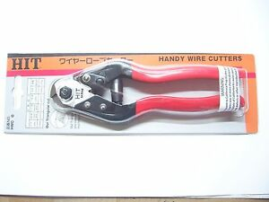 7 1 2 Wire Rope Cable Cutter Hit Japan 22 wrc75 3