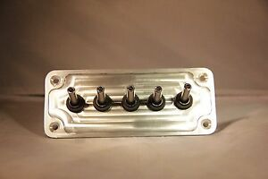 Billet Plate Racing No Switches Included