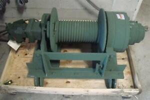 Dp Manufacturing Hydraulic Winch 60 000 Capacity 51022 1