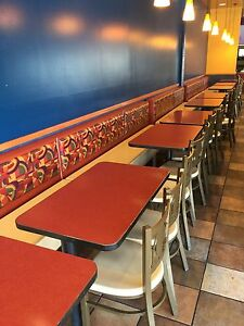 Restaurant Furniture Seating Package