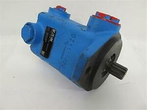 Vickers Eaton V10nf Is5t S38c4h20r Power Steering Pump