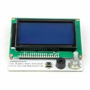 3dmakerworld Full Graphic Smart Lcd Controller 128 X 64 Display With Sd Card