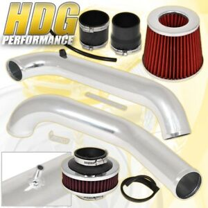 96 00 Civic Dx Lx High Performance Cold Air Intake Bypass Valve Pipe Filter Kit
