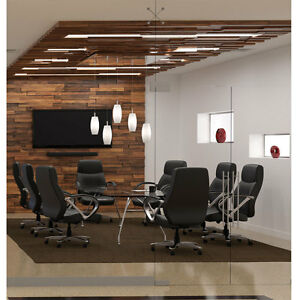 6 5 Glass Office Conference Table
