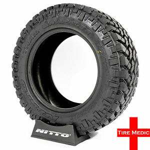 4 New Nitto Trail Grappler M T Mud Terrain Tires Lt 285 70 17 2857017 C