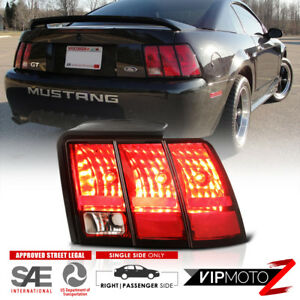 99 04 Ford Mustang Coupe Convertible Rear Right Passenger Tail Light Assembly