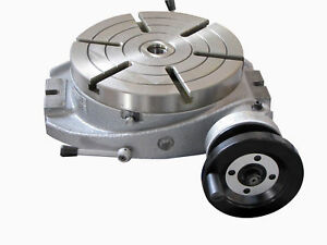 10 Precision Horizontal Rotary Table