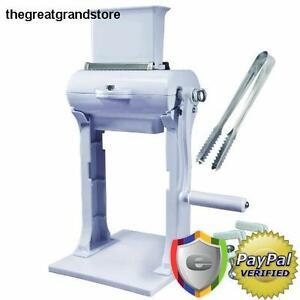 Meat Cuber Tenderizer Commercial Machine Weston Kitchen Cooking Buthcer Home