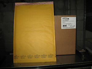 50 6 Ecolite Kraft Bubble Mailers 12 5 X 19 W Free Shipping New Price