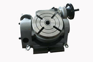 6 Precision Tilting Rotary Table