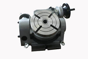 8 Precision Tilting Rotary Table