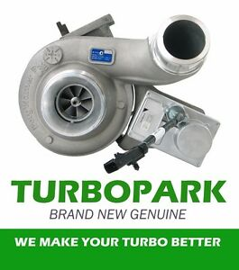 New Oem Borgwarner S300v111 Turbocharger International Truck I313 Dt466 179032
