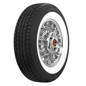 American Classic Whitewall Radial P205 70r15 94s Ww Quantity Of 1