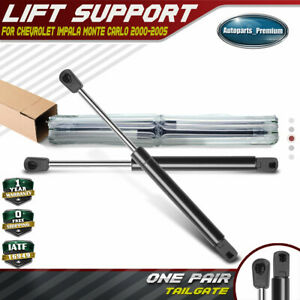 2x Trunk Lift Support Shocks For Chevrolet Impala Monte Carlo 2000 2005 Sg430045