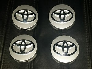 4 Toyota Wheel Center Caps 11 14 Highlander Camry Sienna Venza Avalon Prius V S