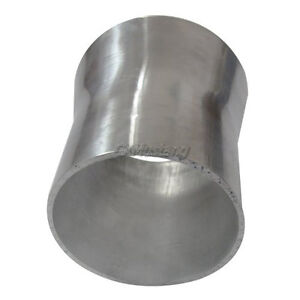 Universal 3 To 2 5 Od Aluminum Reducer Pipe 2mm Thick 3 Long