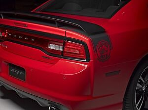 549 Painted Factory Style Super Bee Spoiler Fits The 2011 2015 Dodge Charger