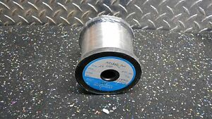 Pure Nickel 200 28 Awg Wire 3 85 Lbs 1 75 Kgs Spool Over 7000 Ft