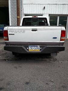 1993 2011 Ford Ranger Pickup Rear Bumper