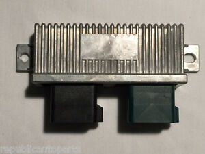 Glow Plug Controller Relay Ry467 Fits 99 07 Ford F 250 350 450 550 Super Duty