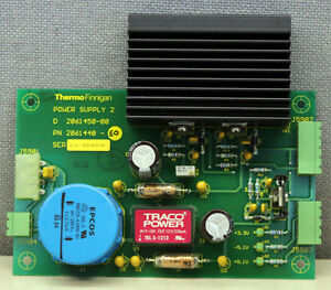 Thermo Finnigan 2061440 e0 Analytical Power Supply 2 Board 2061450 00