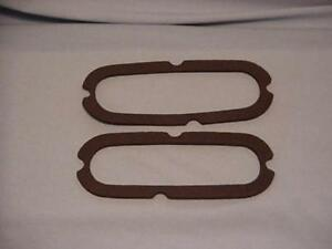 Chevy Grill Parking Light Bezels Gaskets For The 1954 Chevy
