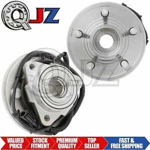 2x 515050 Front Wheel Hub Oe Replacement For 03 05 Ford Explorer 4wd Rwd W abs