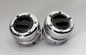 Mile Marker Supreme Locking Hubs Chevy Dodge Ford Gmc Jeep 1 Pair 302