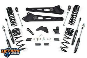 Zone Offroad D58n 6 5 Full Suspension Lift Kit M Usa For 2014 19 Dodge Ram 2500