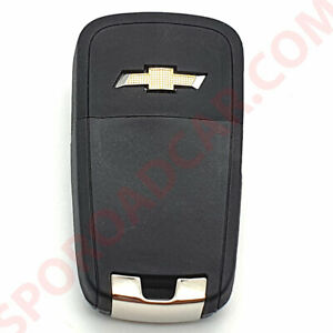Door Remote Control Folding Key For Gm Chevrolet Spark 2014 Oem Parts