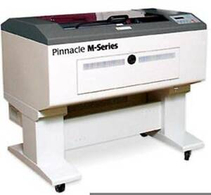 Pinnacle Laserpro Mercury M 25 Co2 25 Watt Laser Engraver Engraver 2005