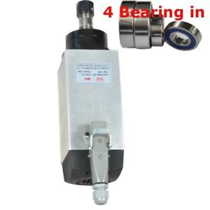 3kw Air cooled Spindle Motor Engraving Milling Grind Motor Four Bearing Ce