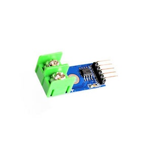 1pcs Max6675 Thermocouple Temperature Sensor Module Type K Spi Interface